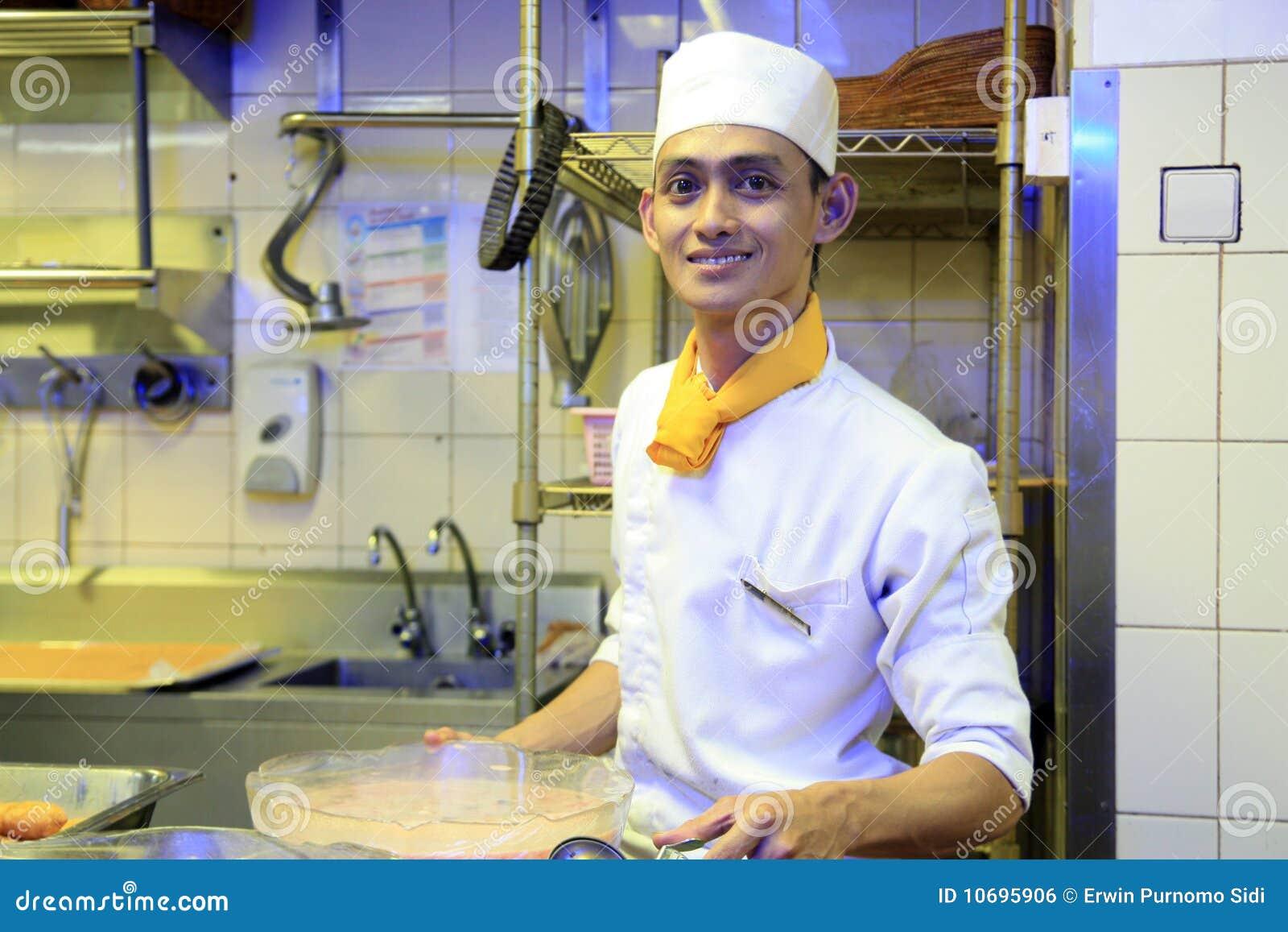 szef kuchni praca zdjęcie stock obraz z�ożonej z chef
