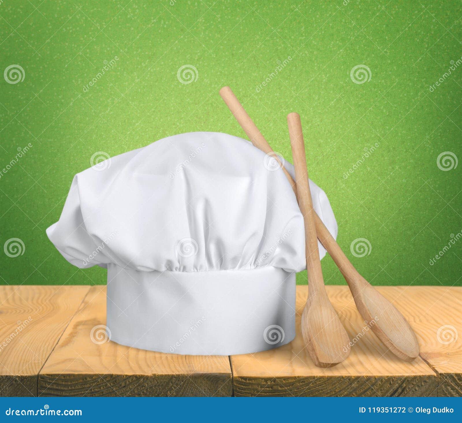 Szefa kuchni ` s kapelusz