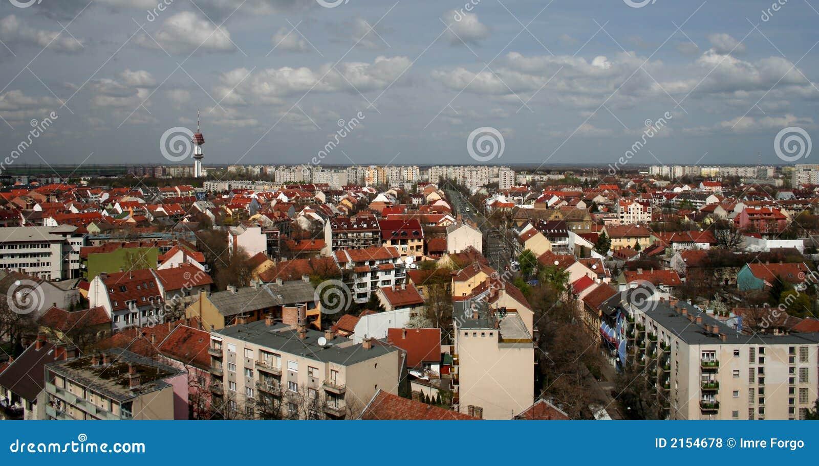 Szeged (cidade da luz do sol)