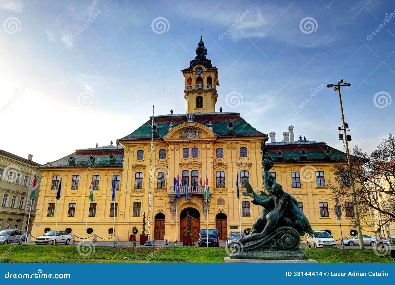 Szeged, Hongarije