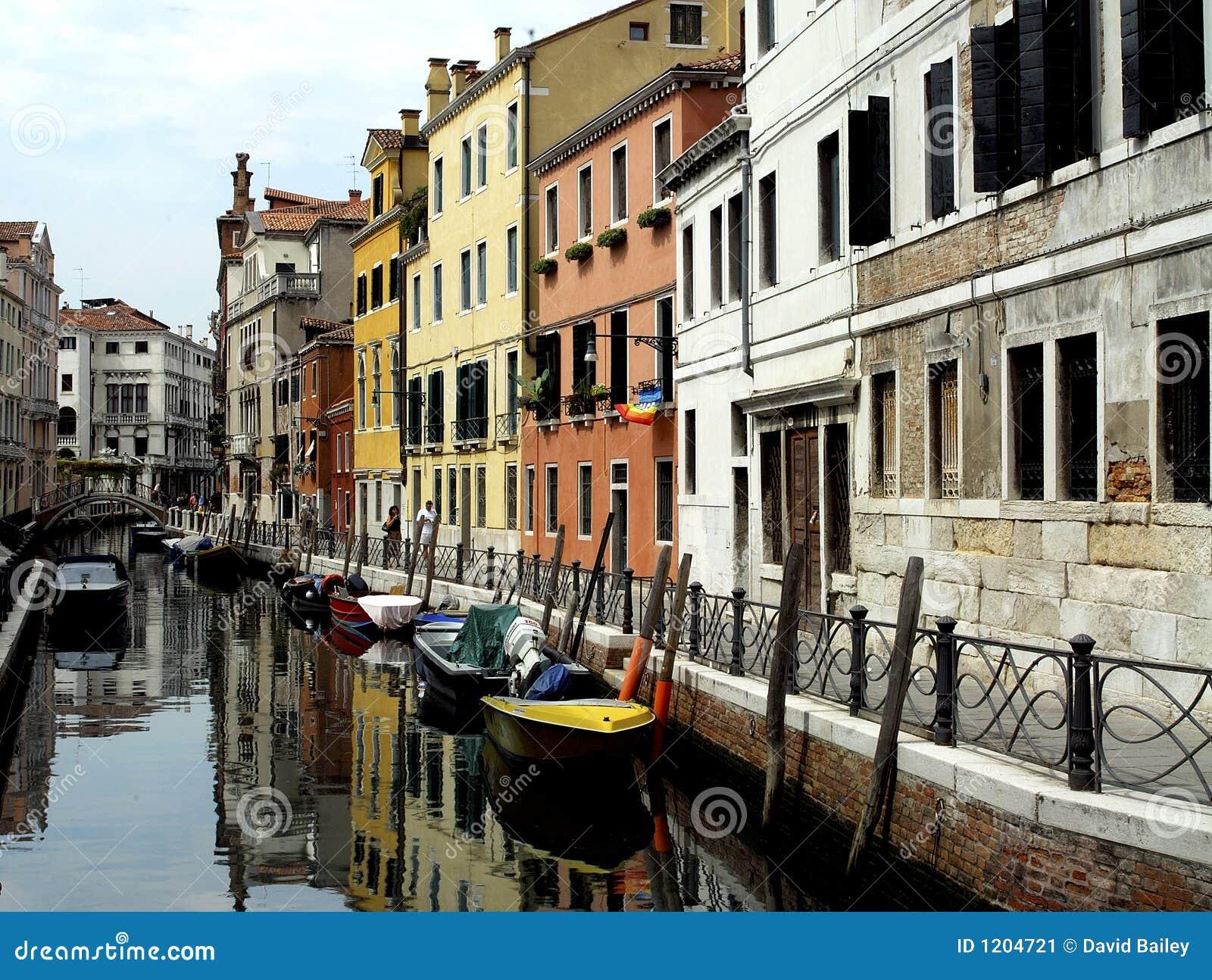 Szereg kanałowe Wenecji