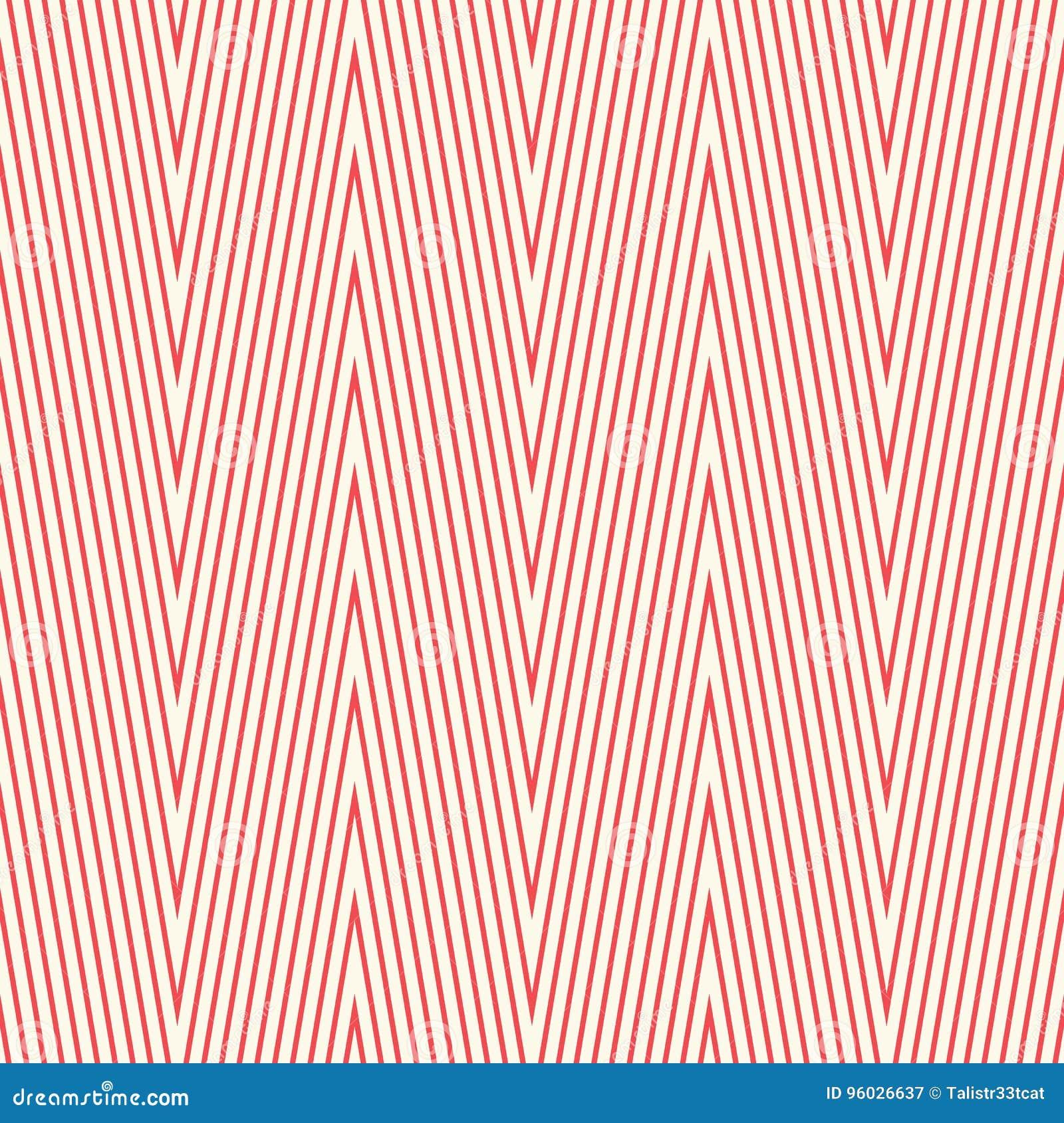 Szewronu wzór Bezszwowa zygzakowata tapeta