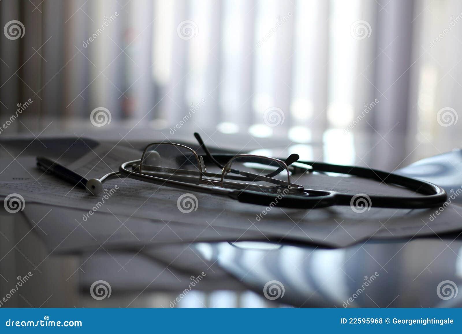 Szkło stetoskop