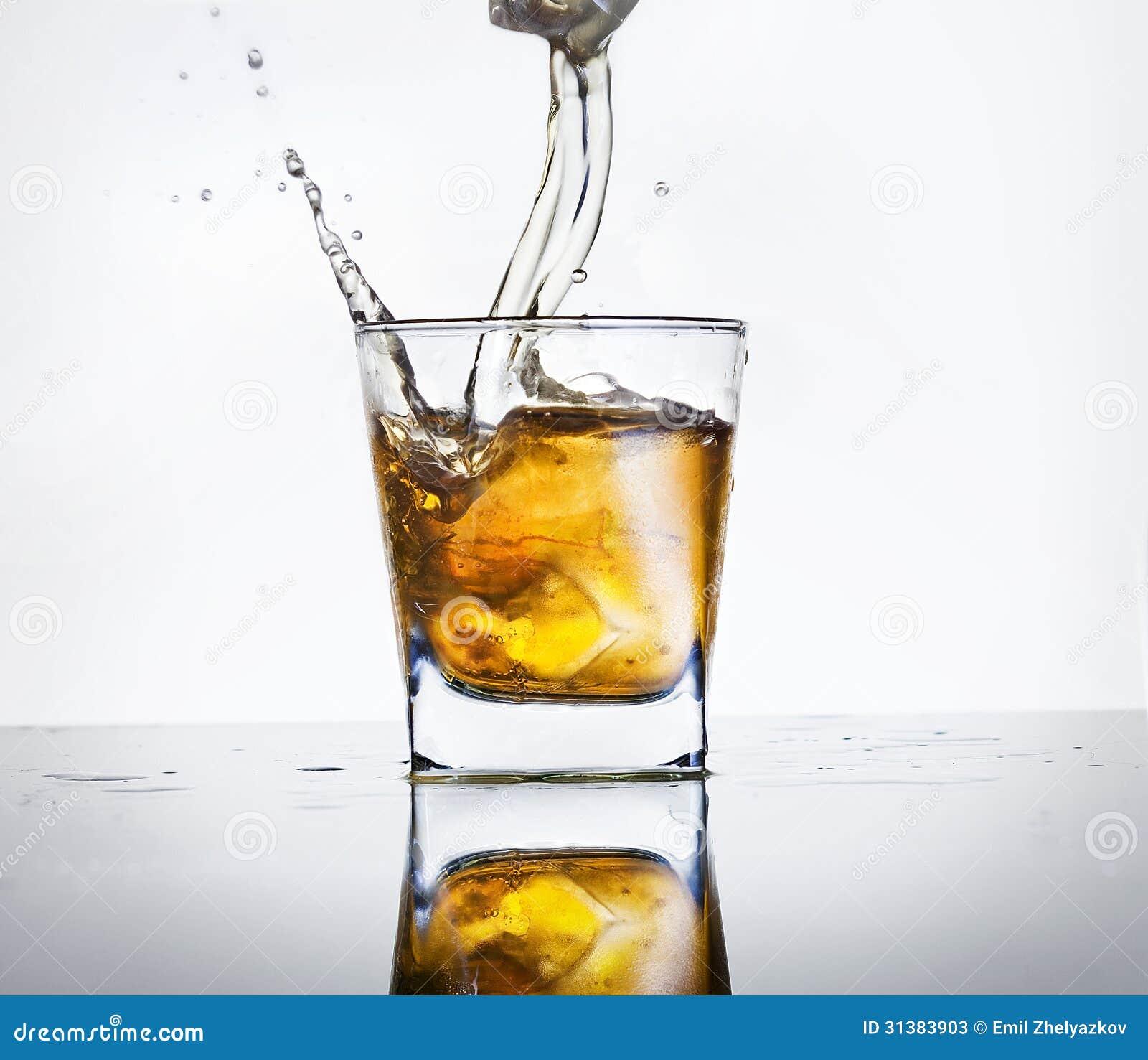 Szkło whisky