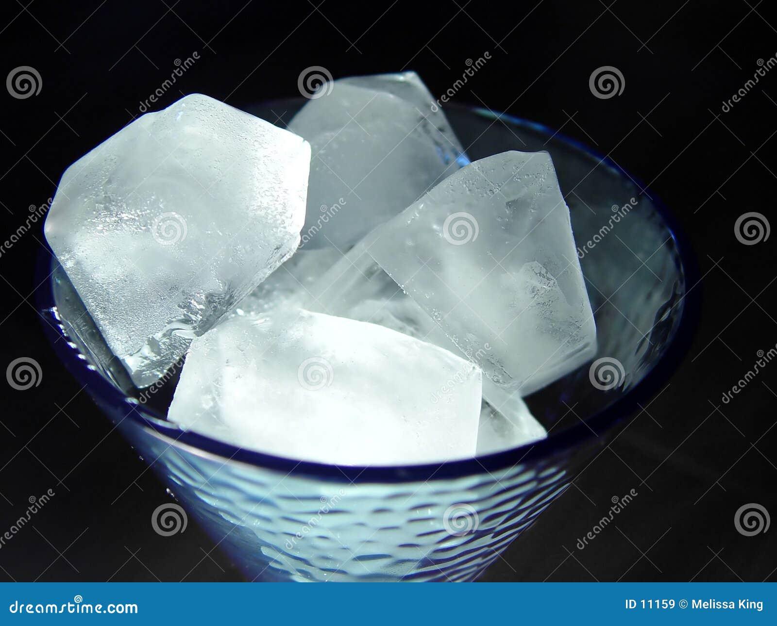 Szklanka lodu