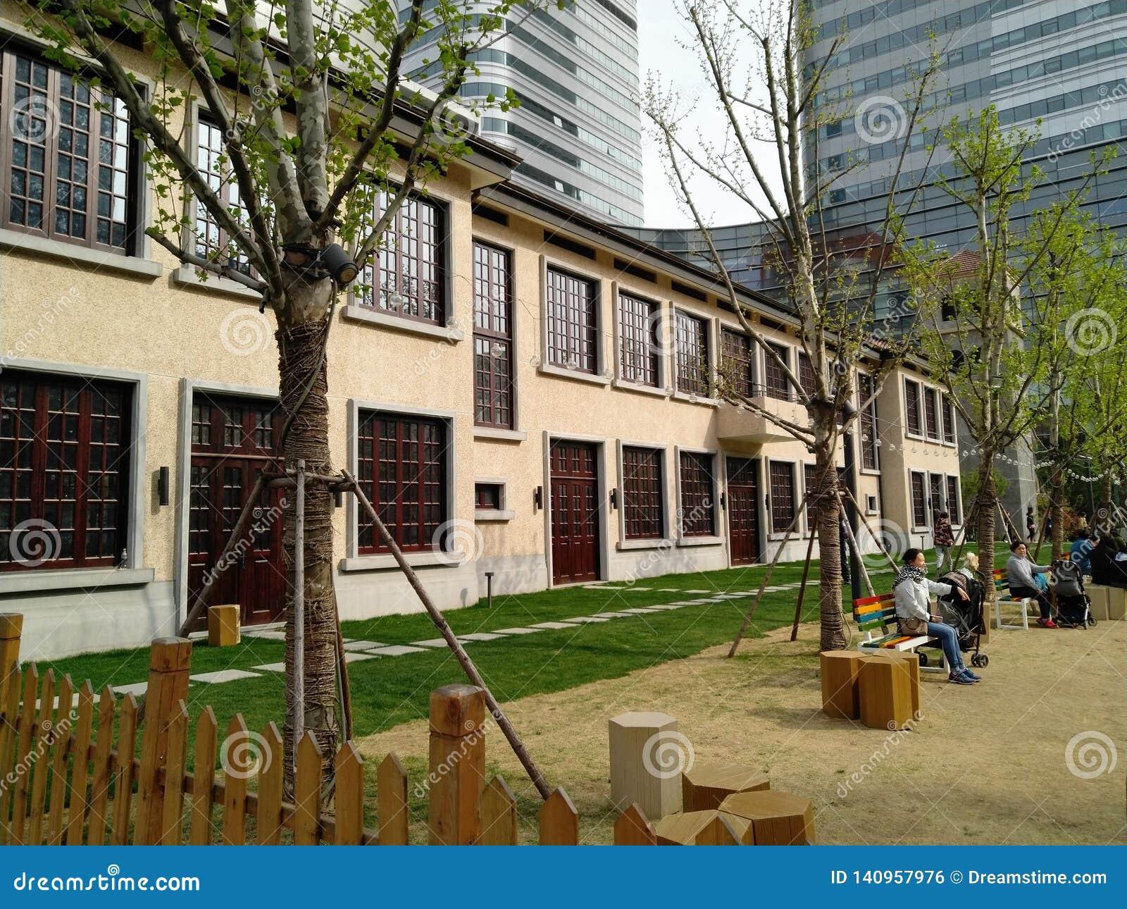 Szkoła Zhang Chorować