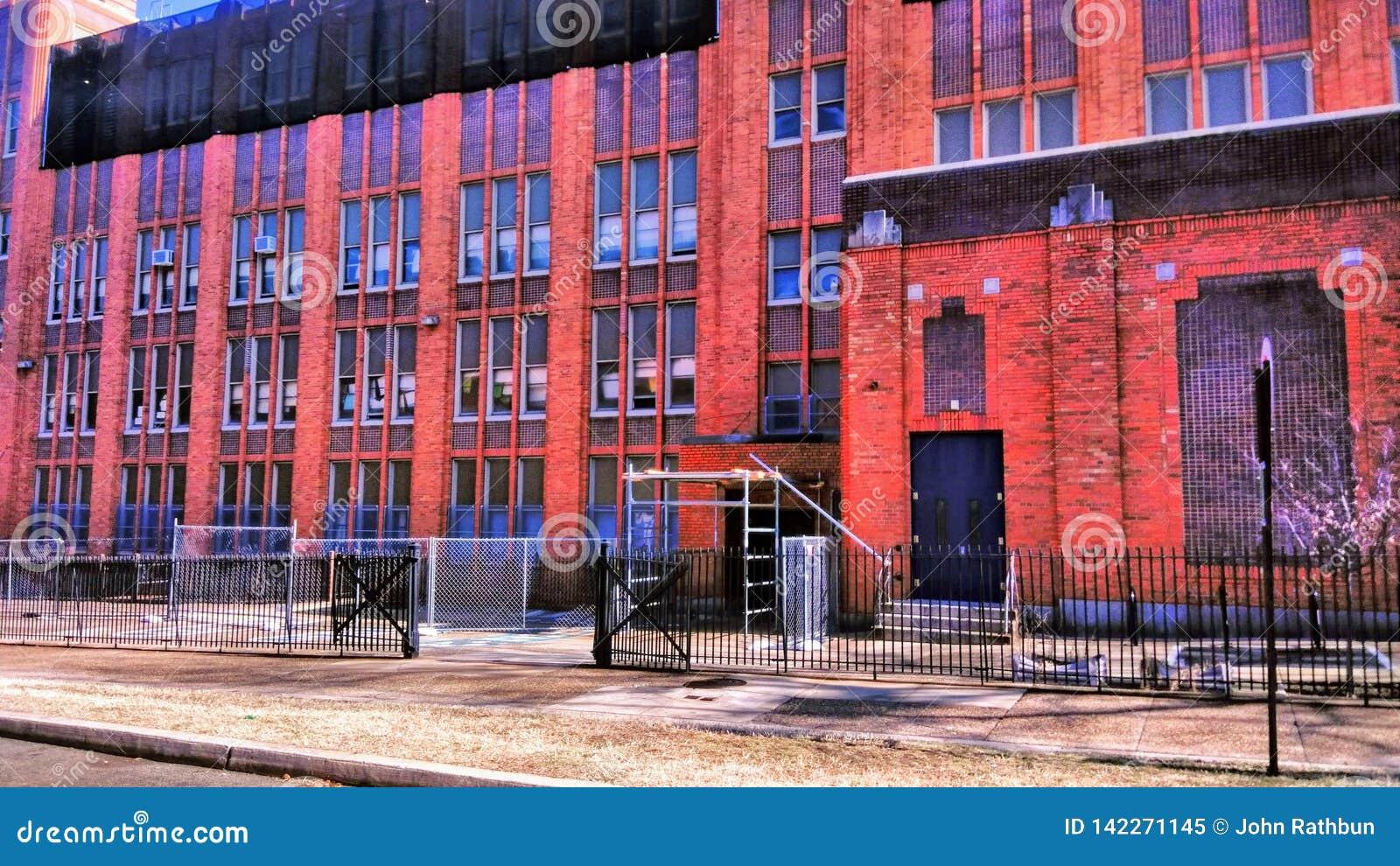 Szkoła podstawowa przez prowadnikowego sposób Temple University studencki centrum