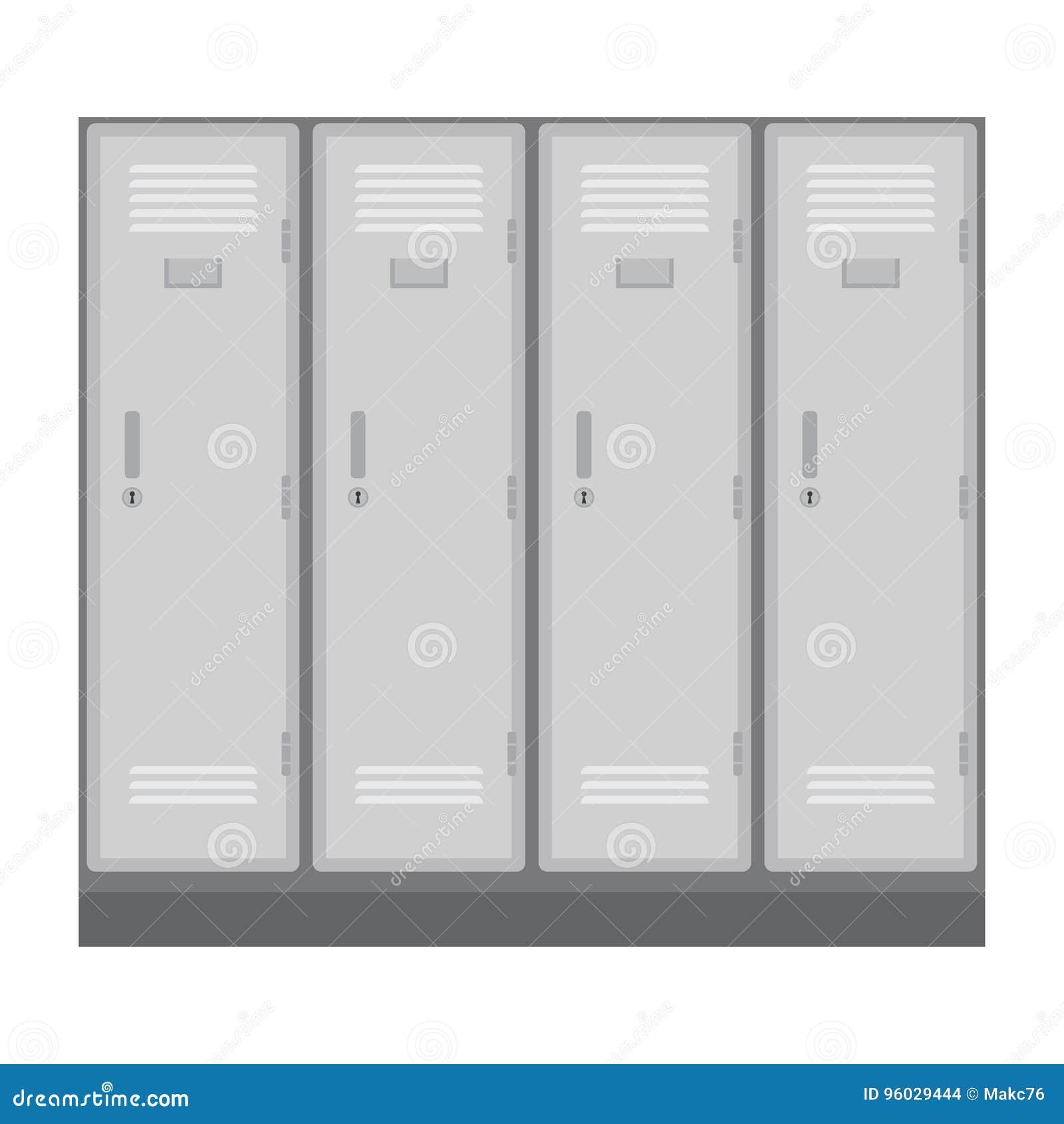 Szkoły lub odmienianie pokoju szafki