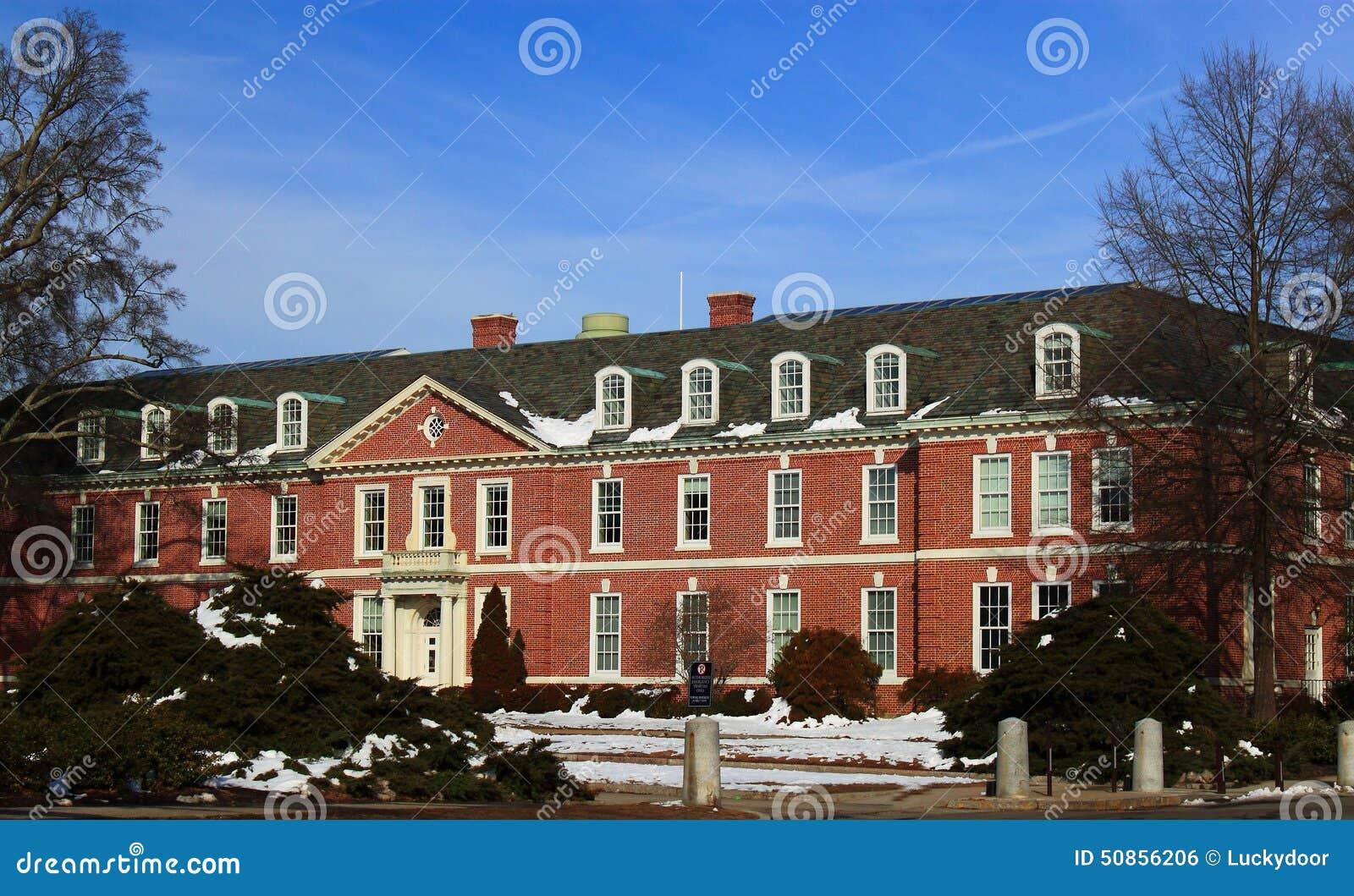 Szkoły wyższa dormitorium