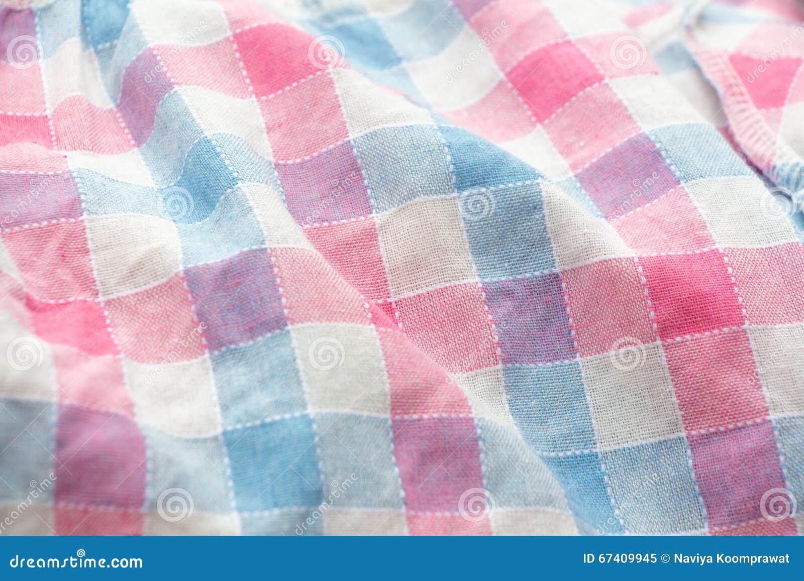 Szkockiej kraty tkaniny tło