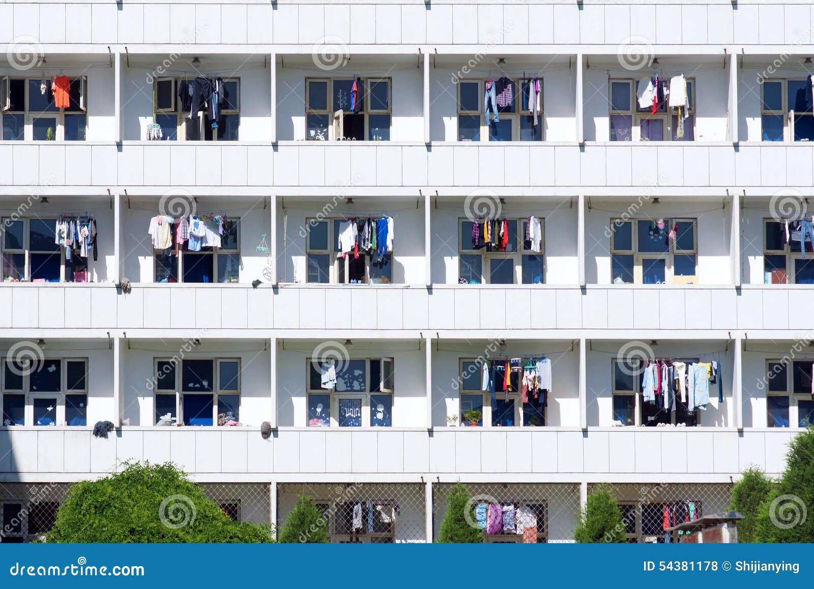 Szkolny dormitorium