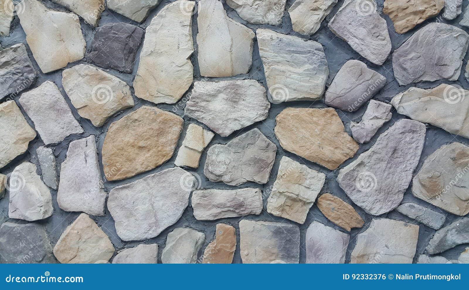 Szkotowe skał ściany