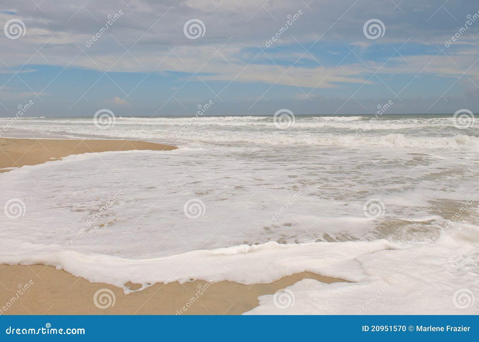 Szmaragdowa Wyspy Pólnocna Karolina kipiel