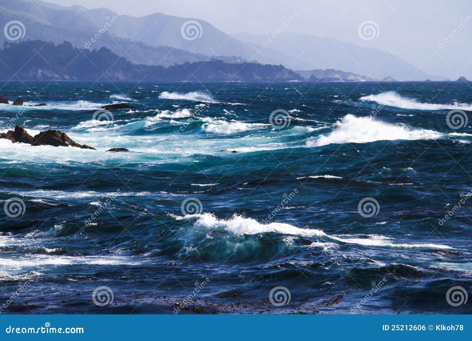 Szorstki morze