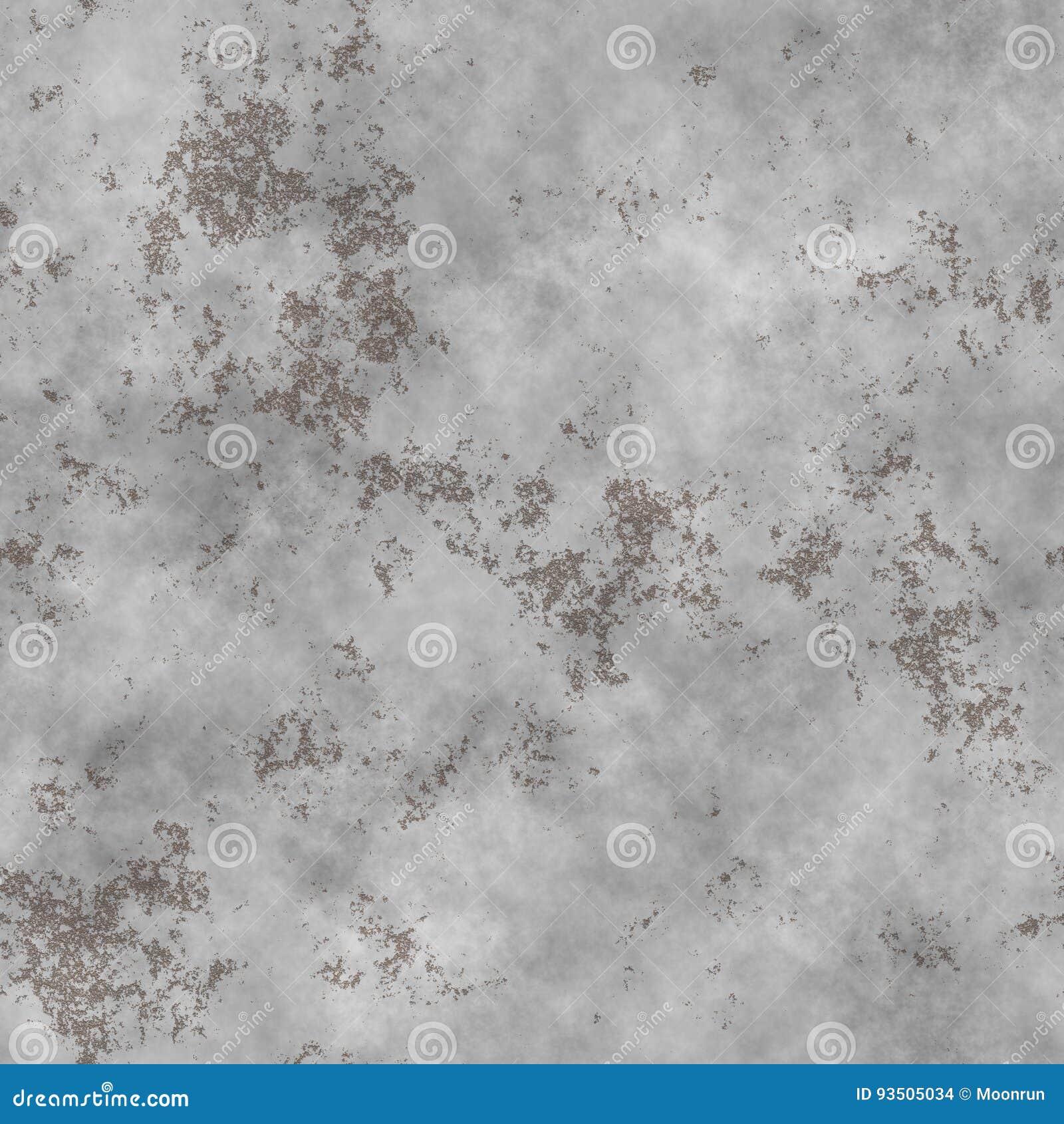 Szorstki szarego bielu betonu tło bezszwowy