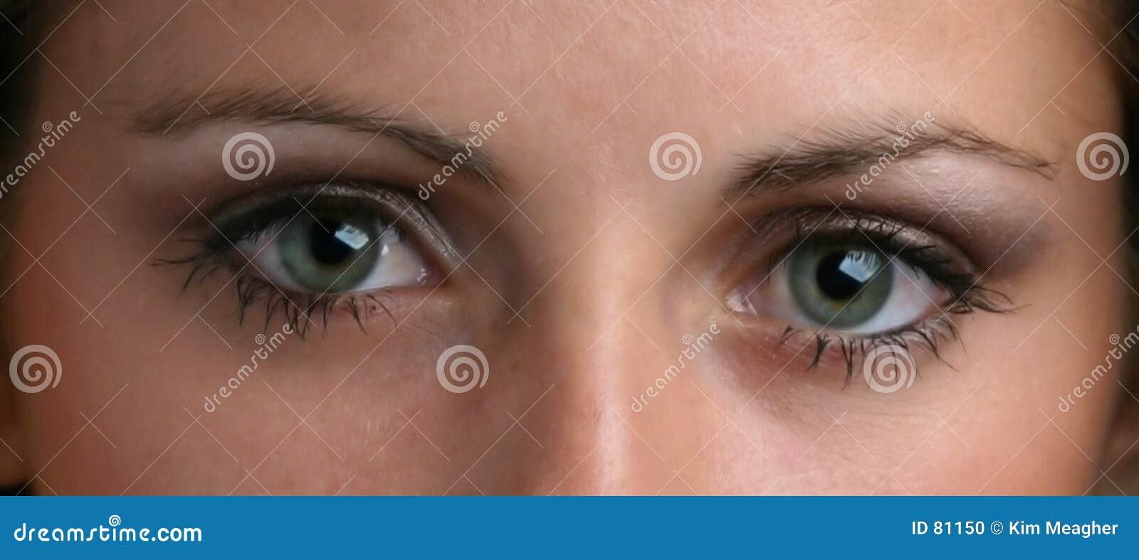 Szpiegowanie oczu