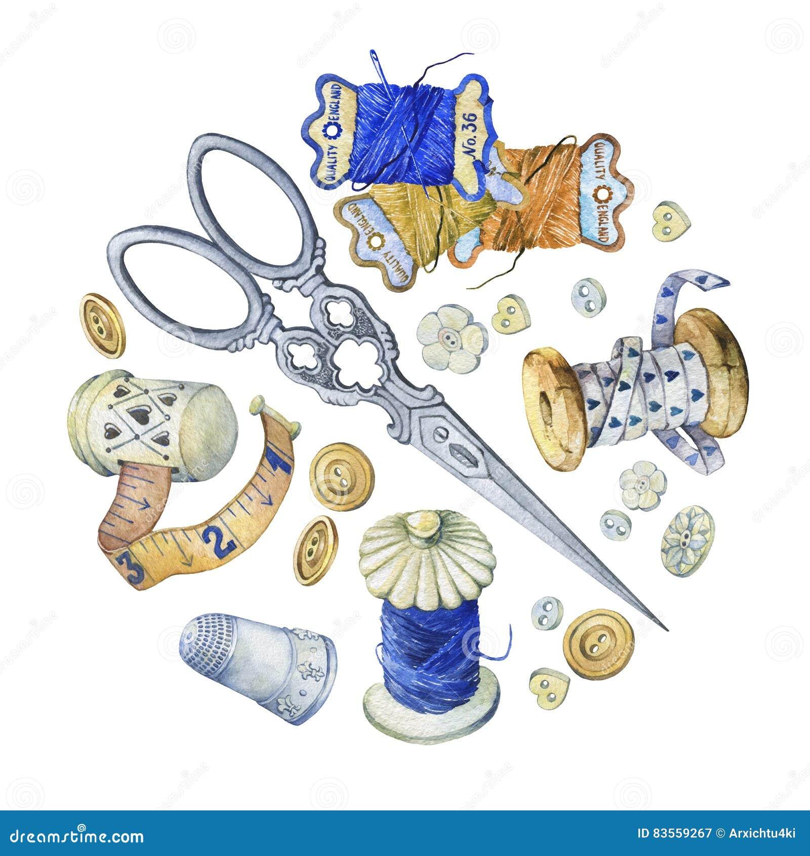 Sztandar różnorodna ręka rysujący rocznik protestuje dla szyć, rękodzieła i handmade,