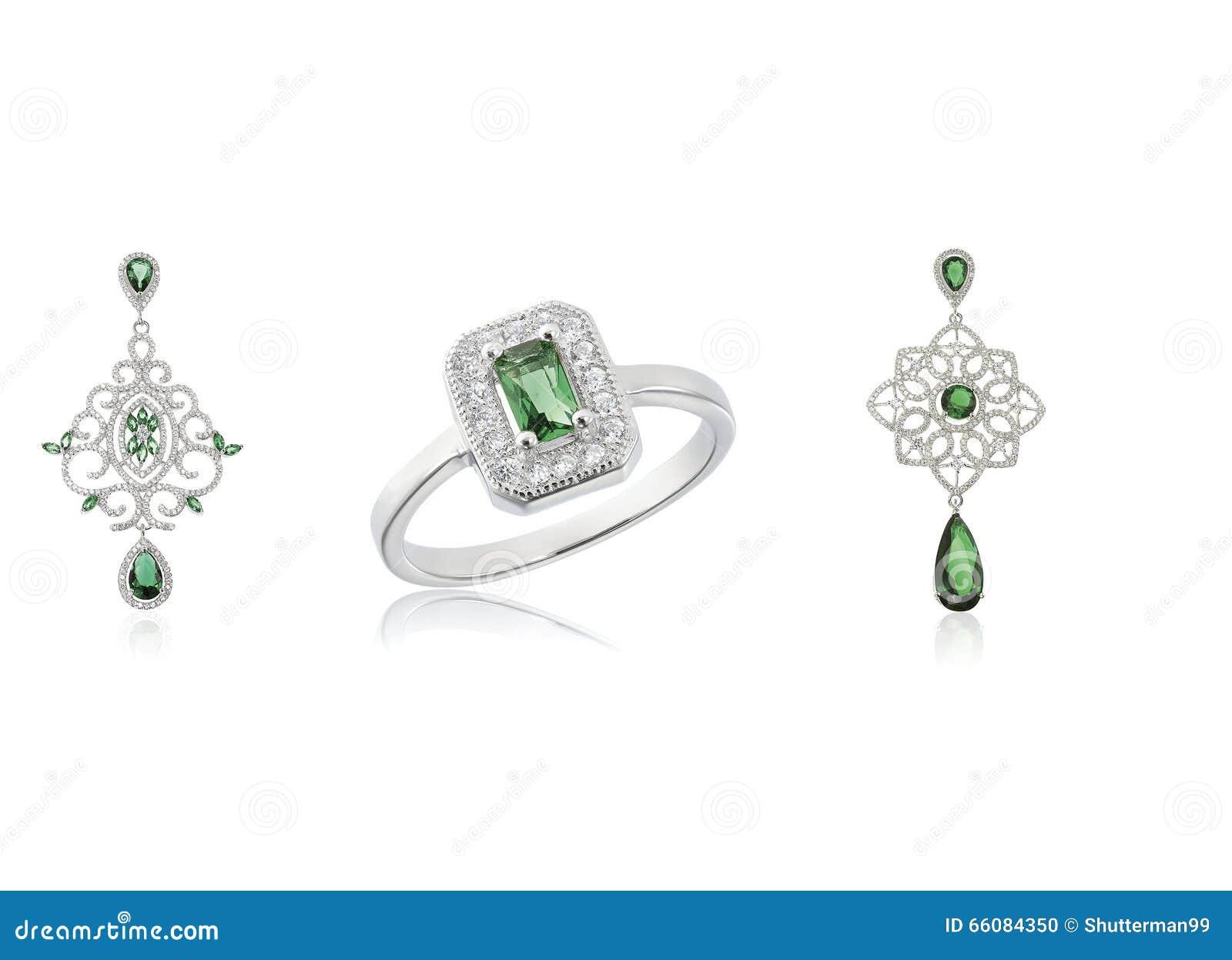 Sztandar z biżuterią