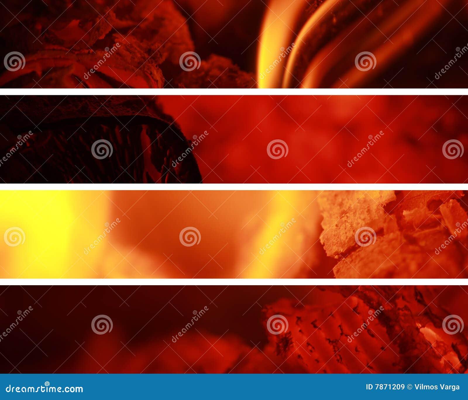 Sztandaru ogień