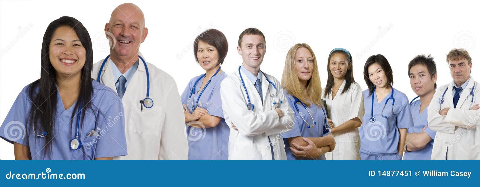 Sztandaru opieki pracownik służby zdrowia