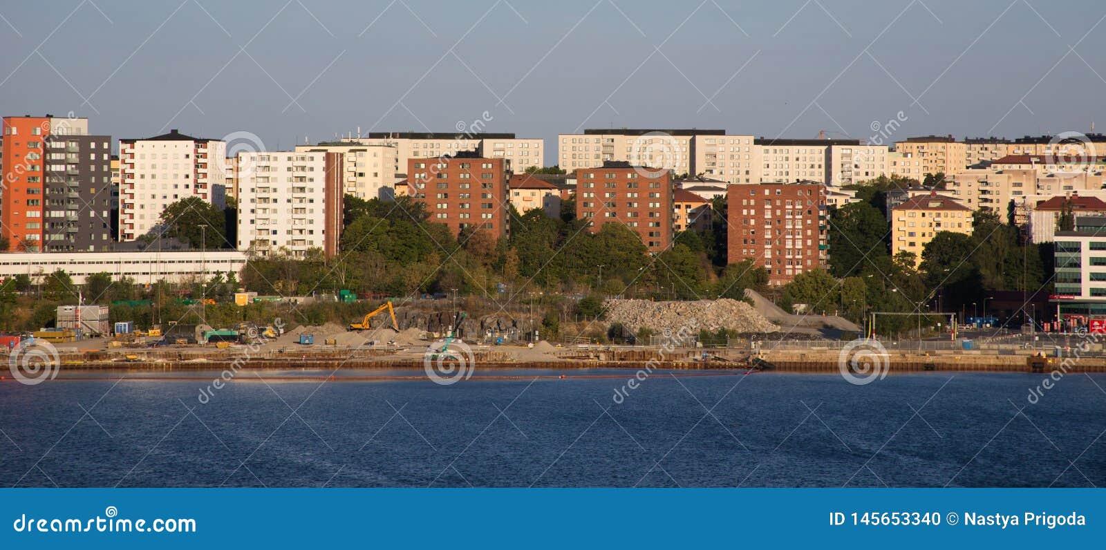 Sztokholm miasto przygoda w Scandinavia