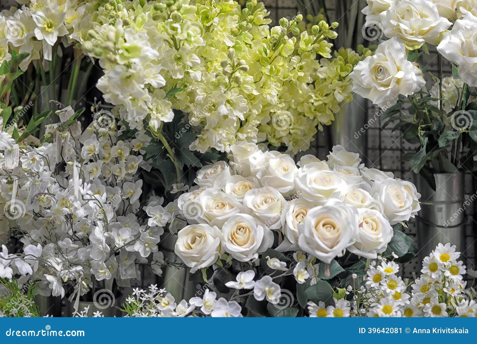 Sztuczni kwiaty