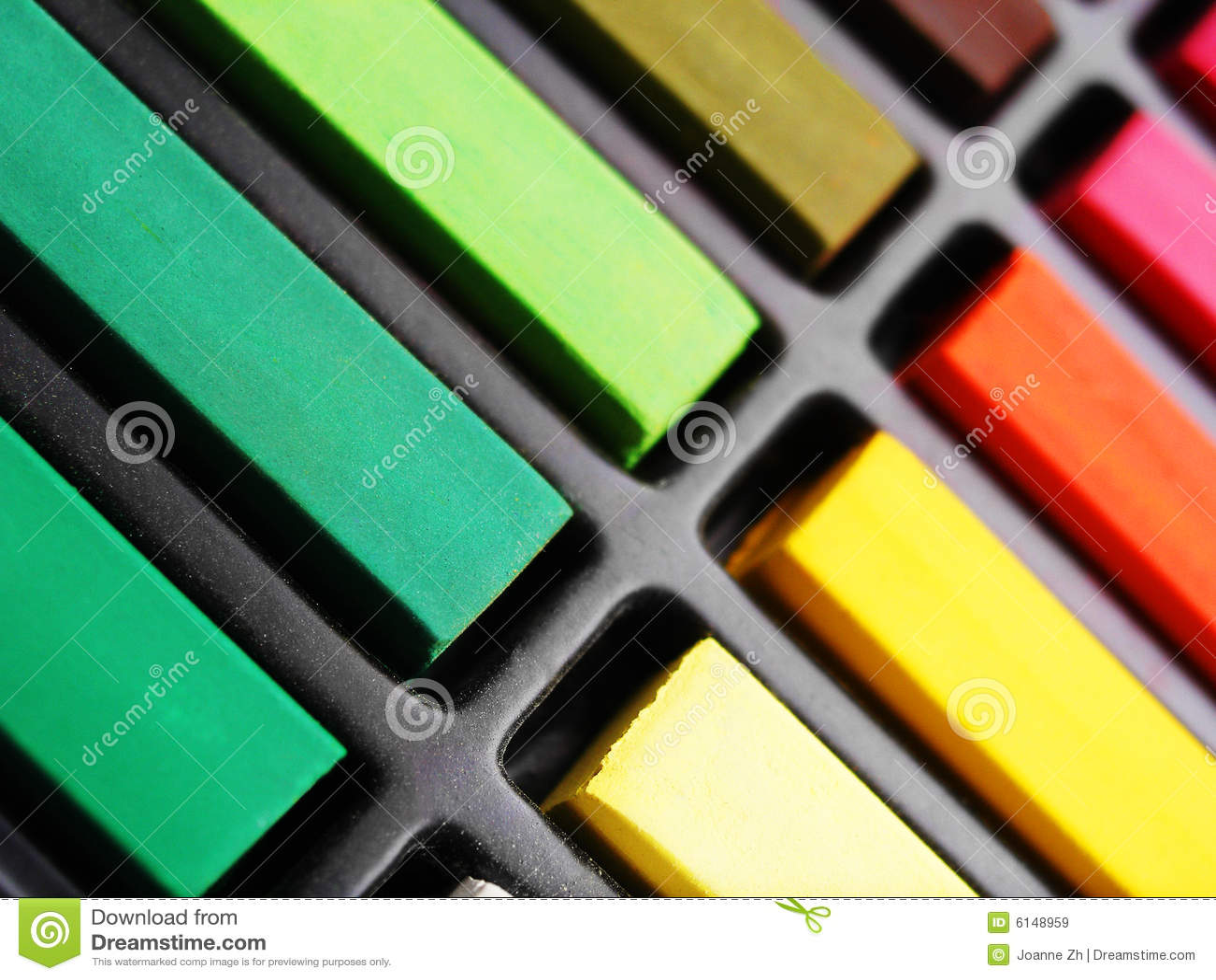 Sztuka kolor pastele materialne