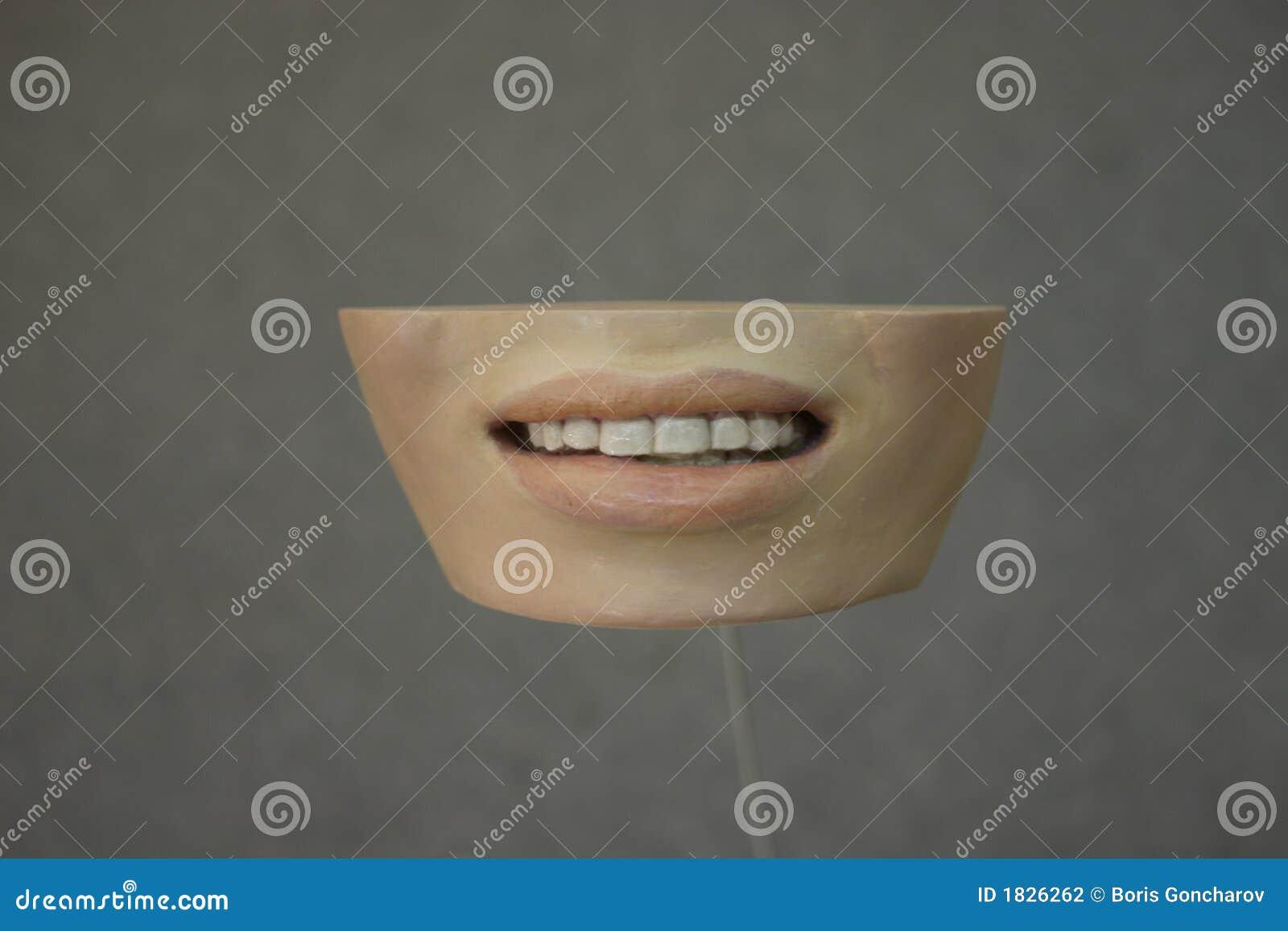Sztuka zęby