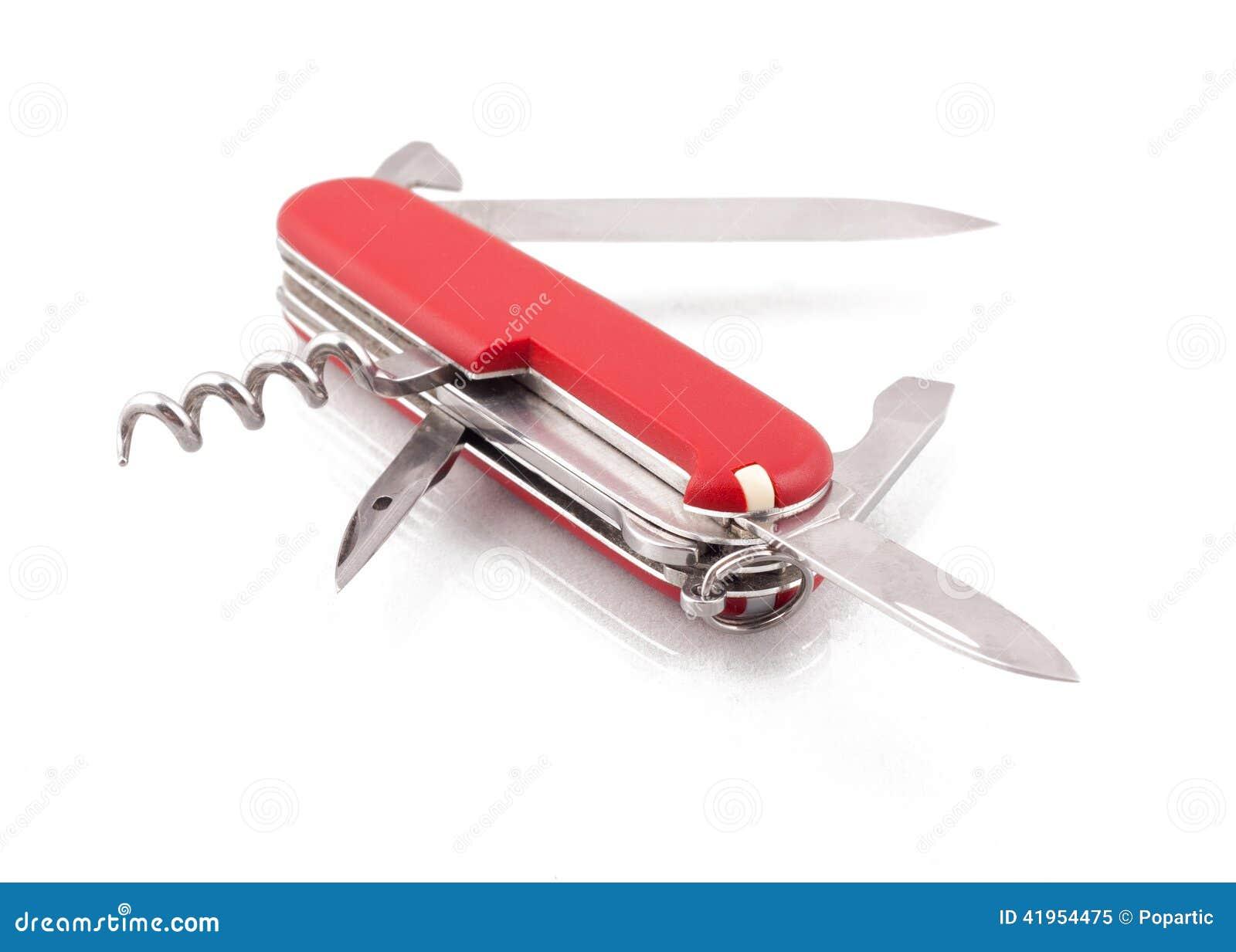 Szwajcarski wojsko nóż