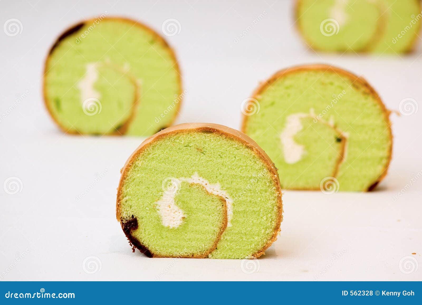 Szwajcarzy tort roll