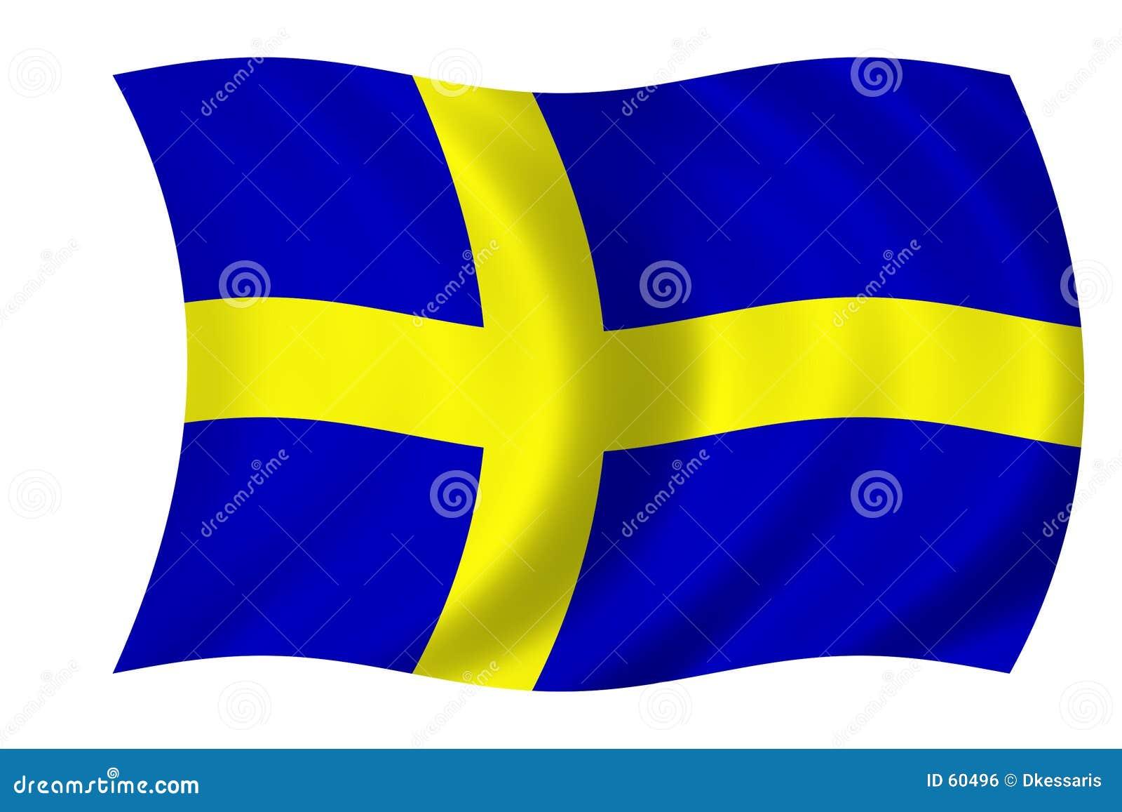 Szwedzi bandery