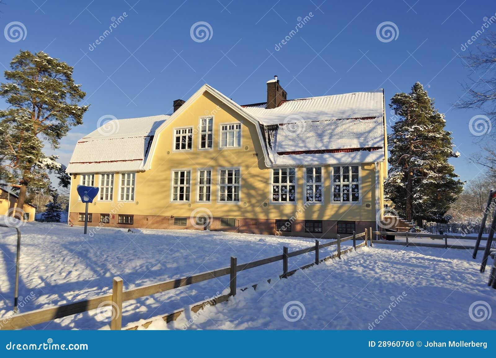 Szwedzi szkoła
