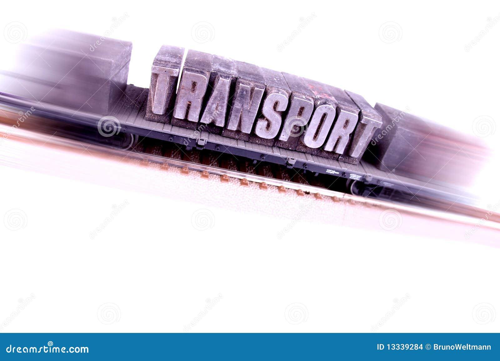 Szybki kolejowy transport