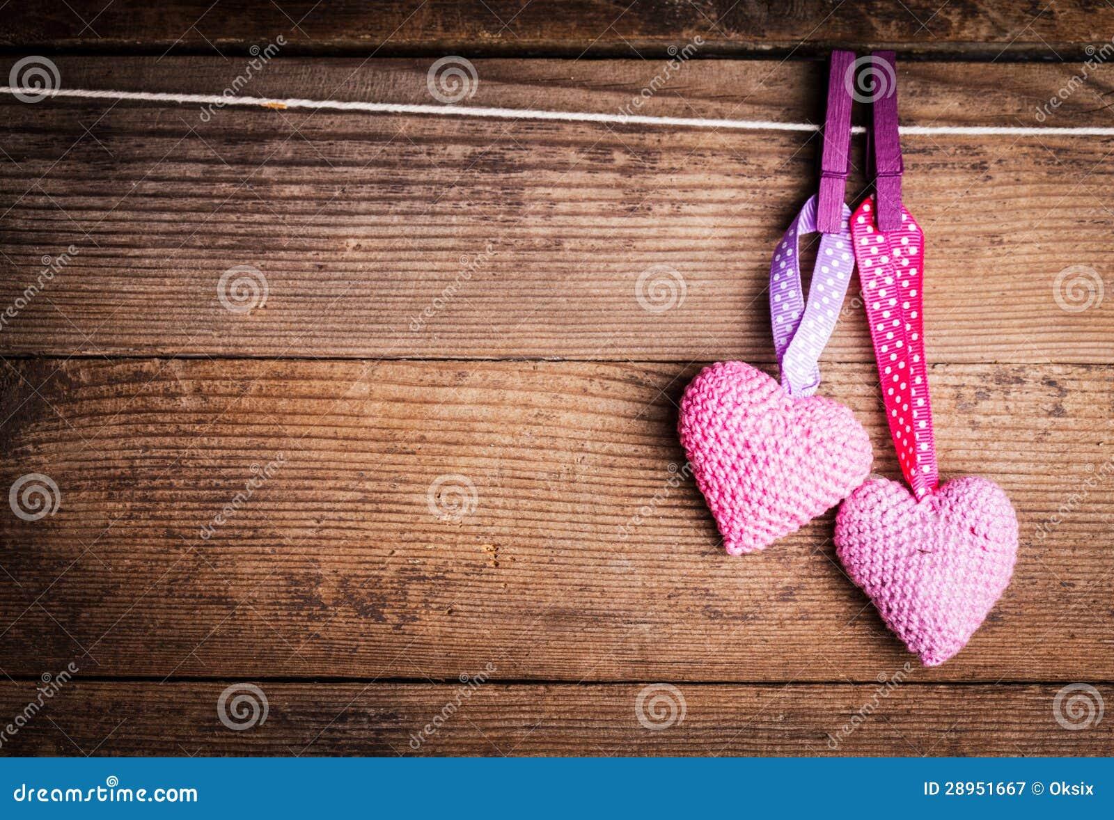 Szydełkowi uroczy serca