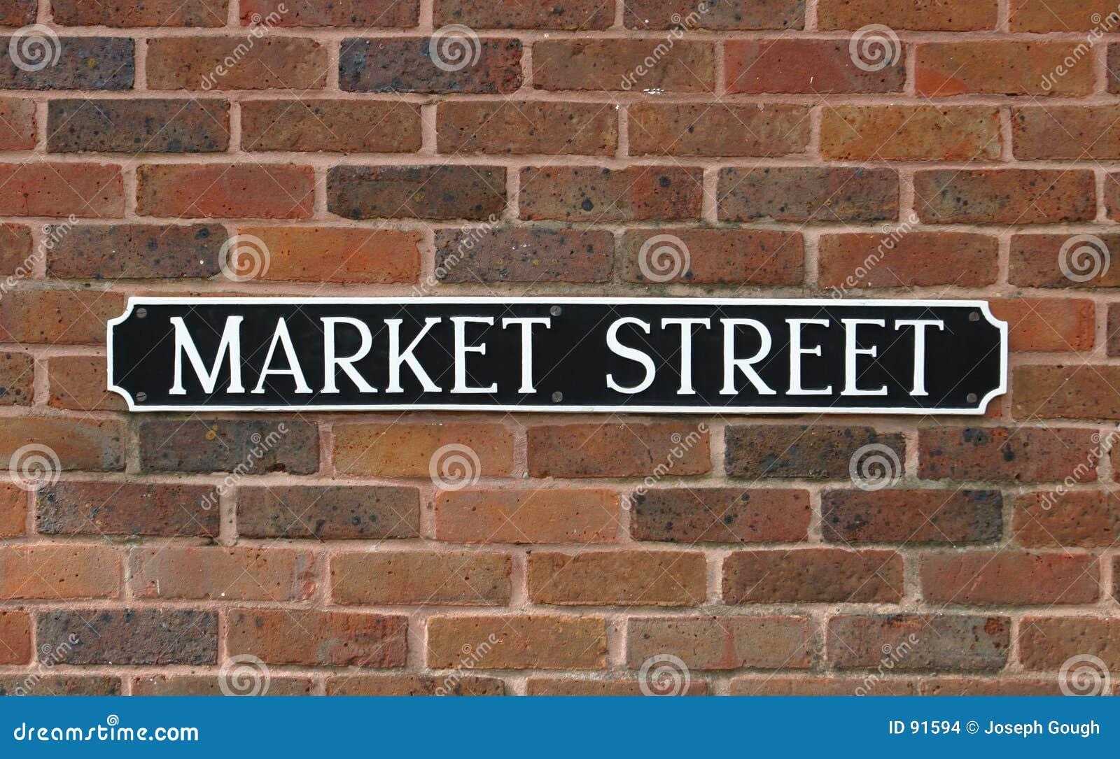 Szyldowa rynku street