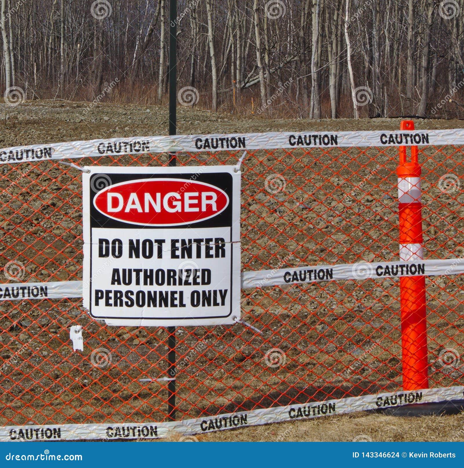 Szyldowy niebezpieczeństwo