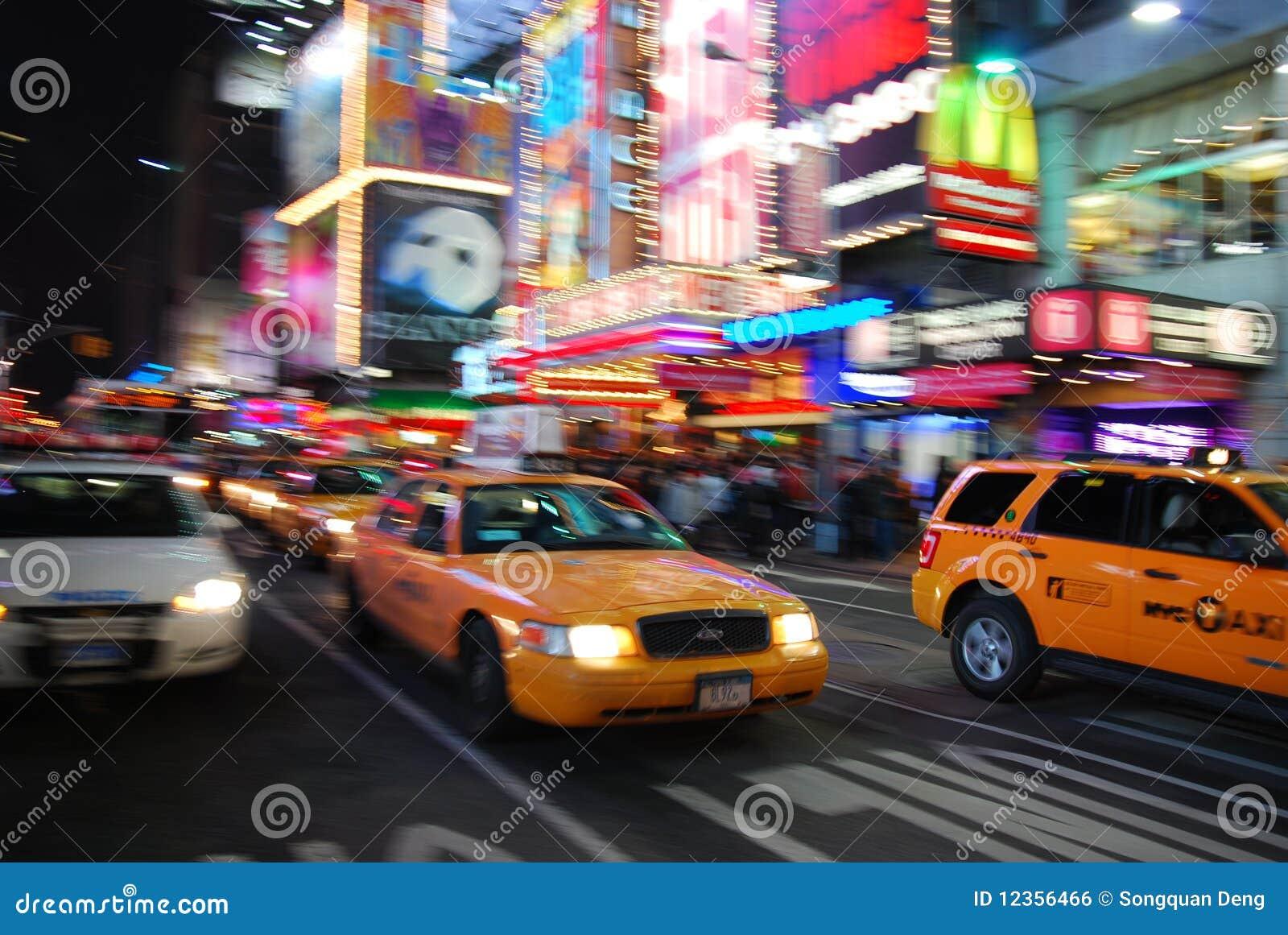 Táxi amarelo de New York City