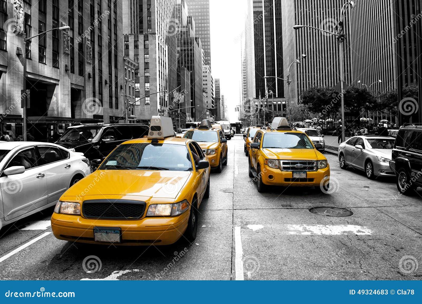 Táxi de New York