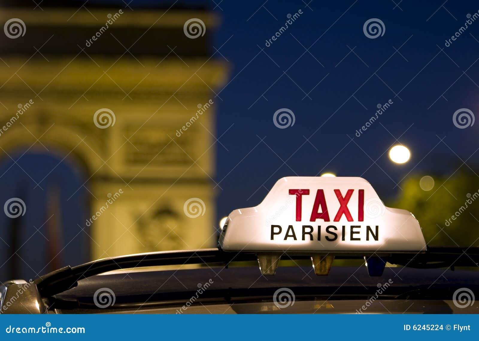 Táxi de Paris