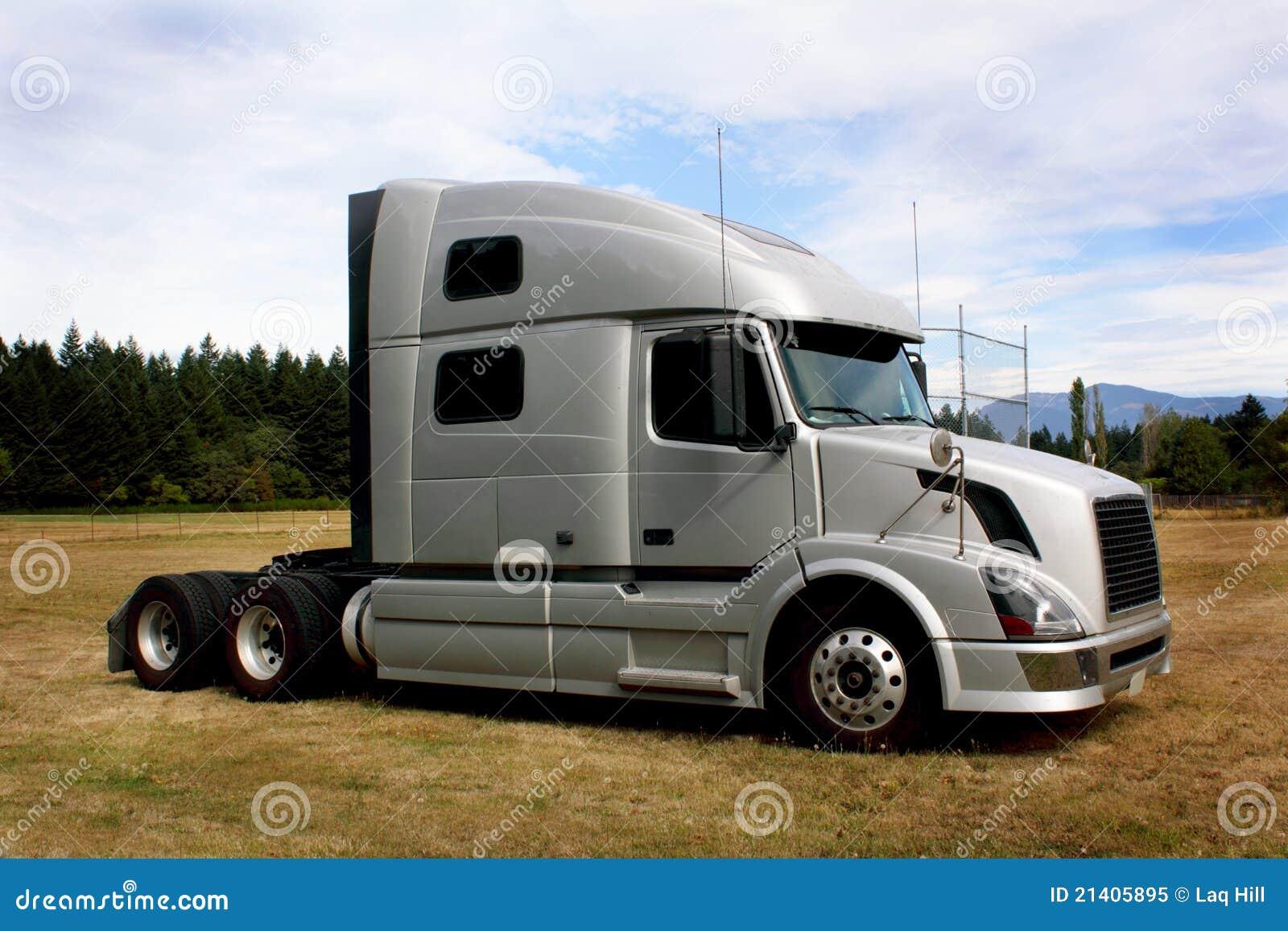 Táxi do dorminhoco do trator do caminhão
