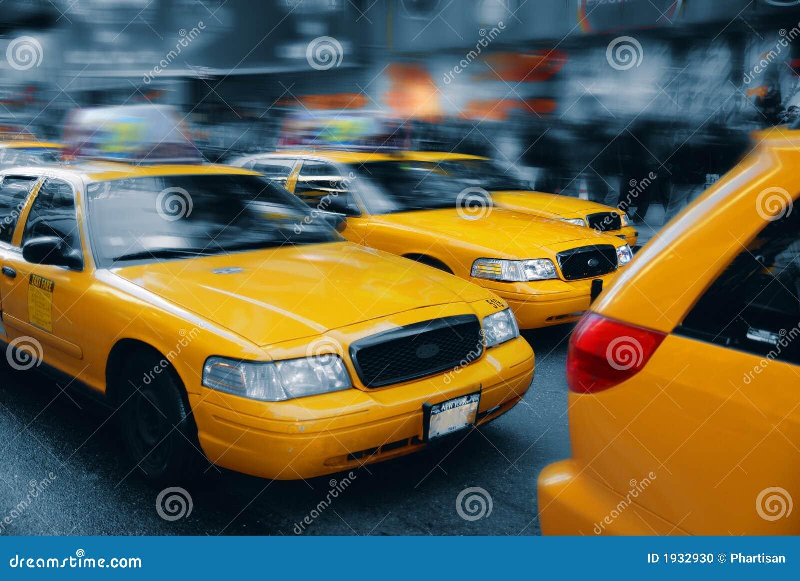 Táxi - Times Square, Manhattan, NY