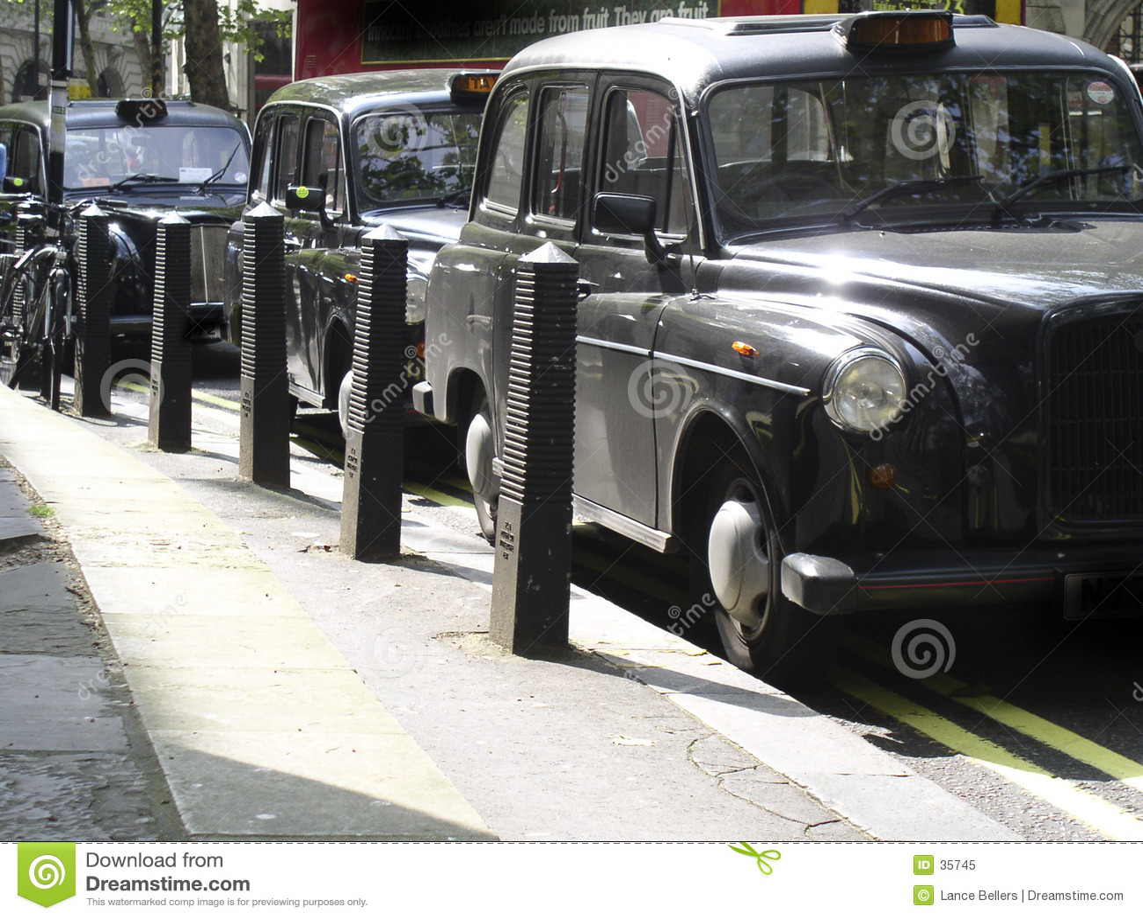 Táxis pretos