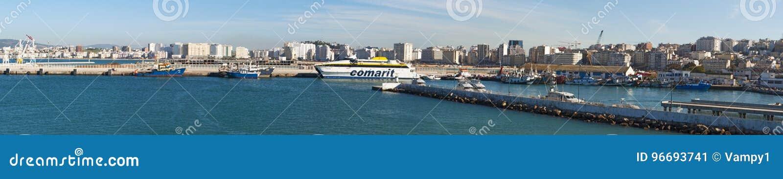 Tânger, Tânger, Tanger, Marrocos, África, Norte de África, costa de Maghreb, estreito de Gibraltar, mar Mediterrâneo, Oceano Atlâ