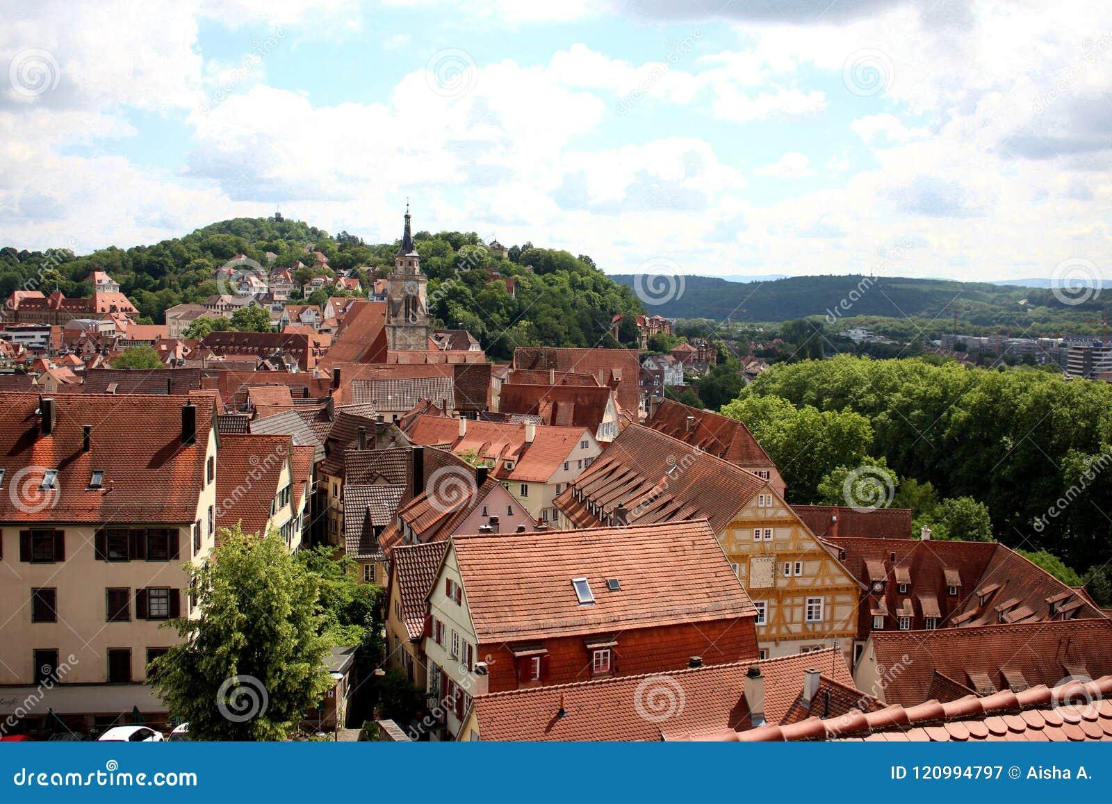 TÃ ¼ bingen Tübingen Duitsland