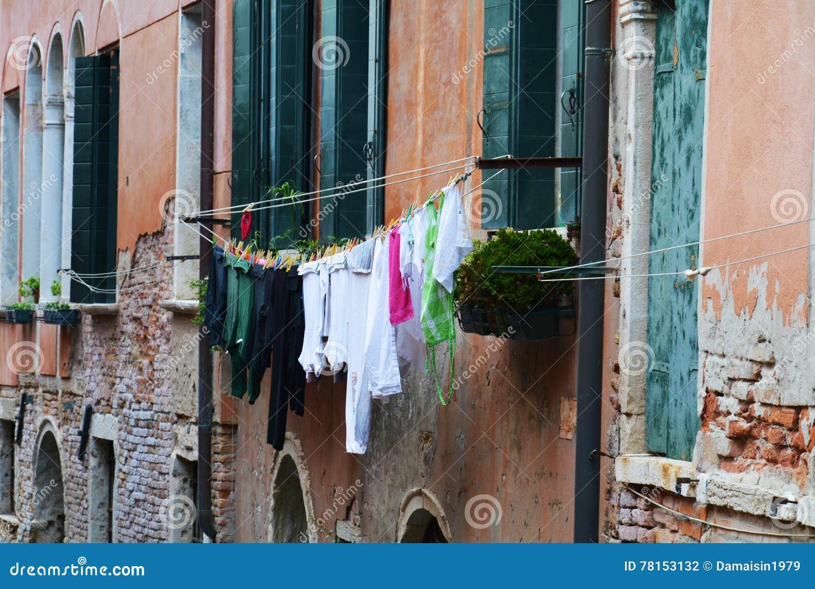 Tägliche Gewohnheiten in Venedig