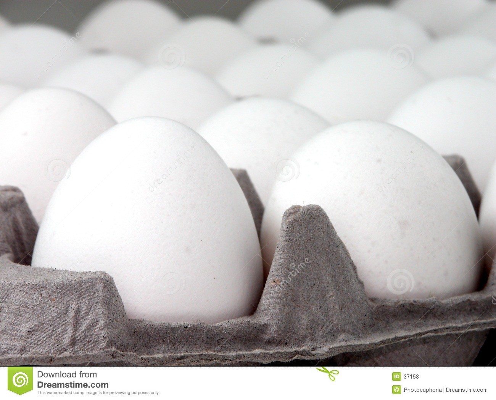 Tät äggmat upp