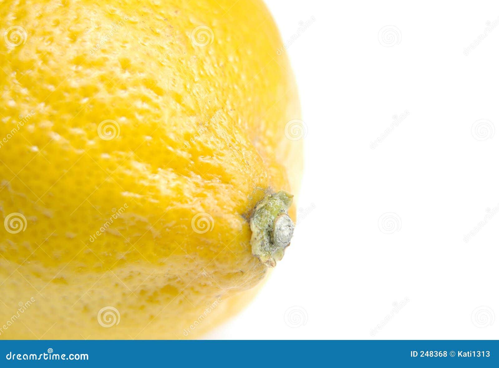 Tät citron upp