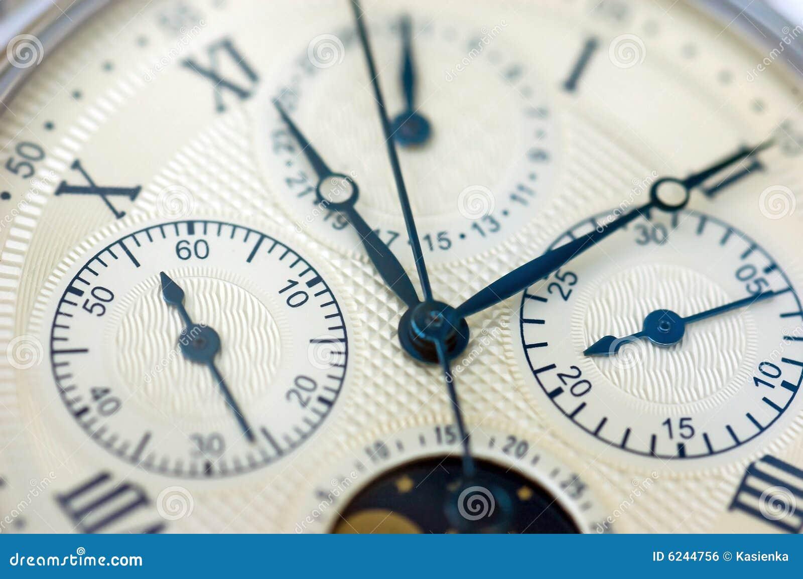 Tät gammal övre watch