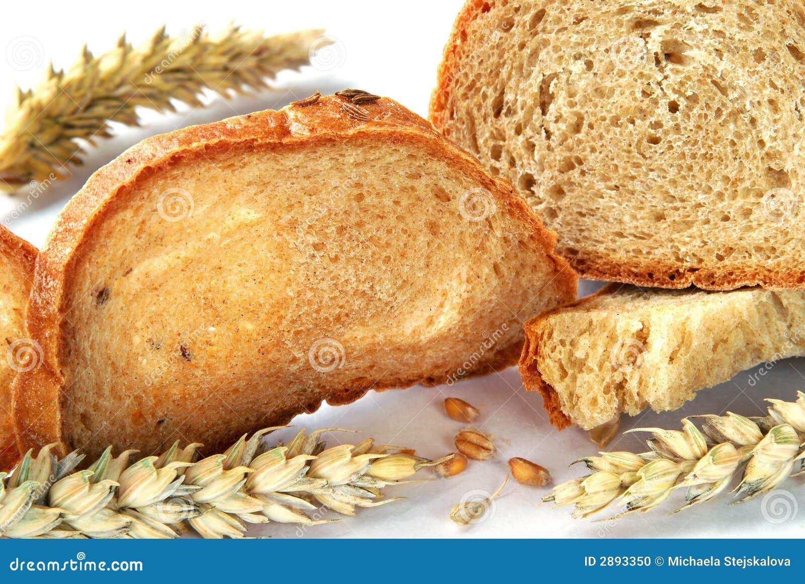 Tätt övre vete för bröd
