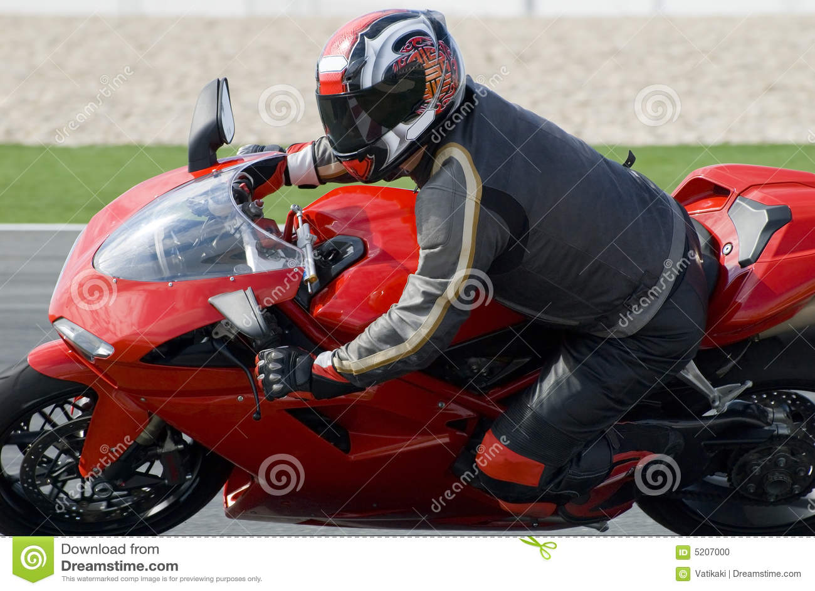 Tävlings- superbikespår